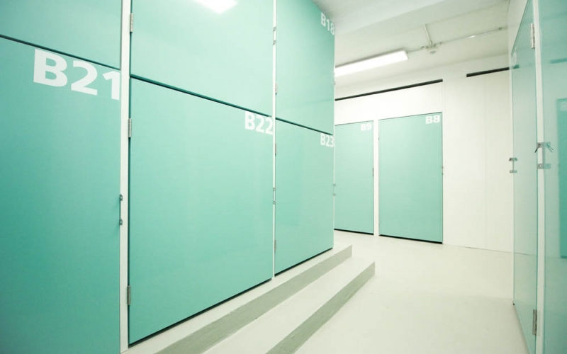 Bunkerbox Osnabrück - Sicherheit