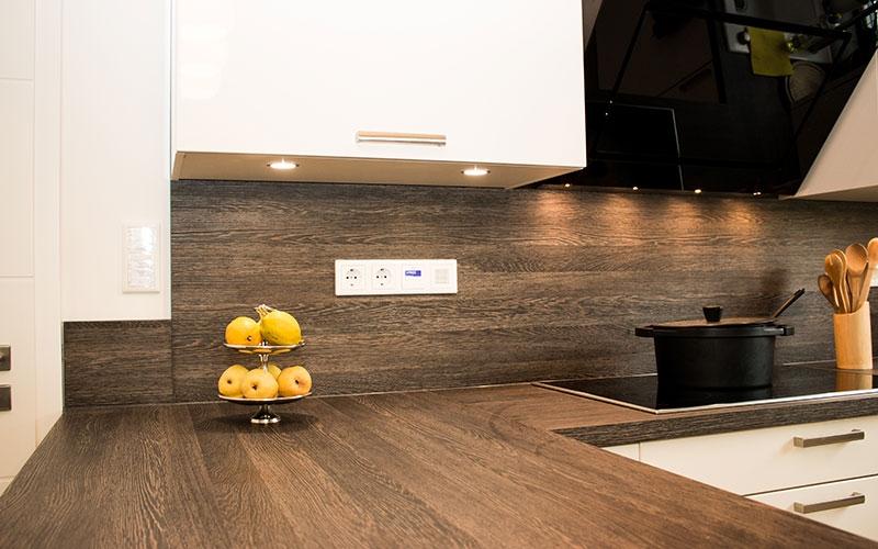 Küche - Smart Home