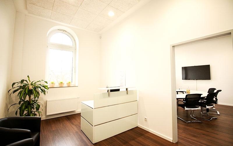 Büroräume - Sicherheit